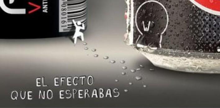 Coca-Cola zero y Axe, marcas ¿afines?