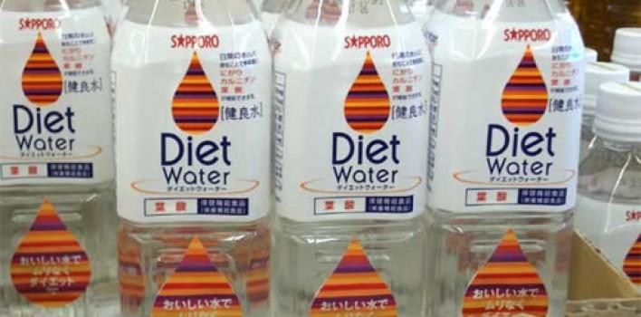 Agua dietética
