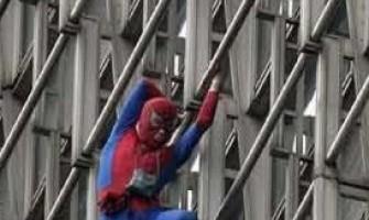 Encarcelan a Spiderman