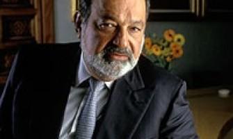 Carlos Slim supuesto hombre más rico del mundo