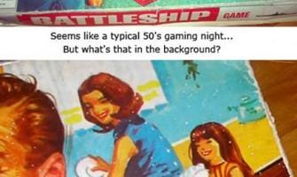 ¿Machismo en los 50's?