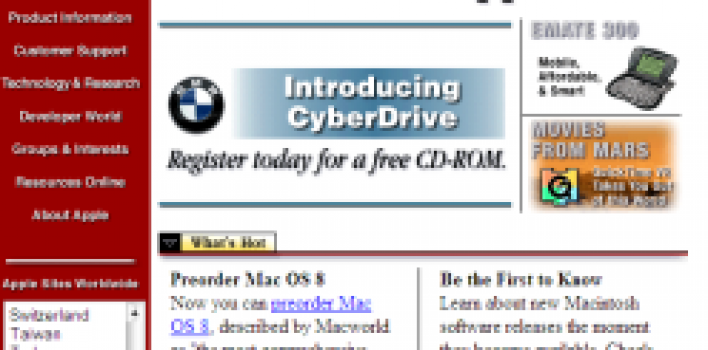 Wayback Machine, la máquina del tiempo en internet