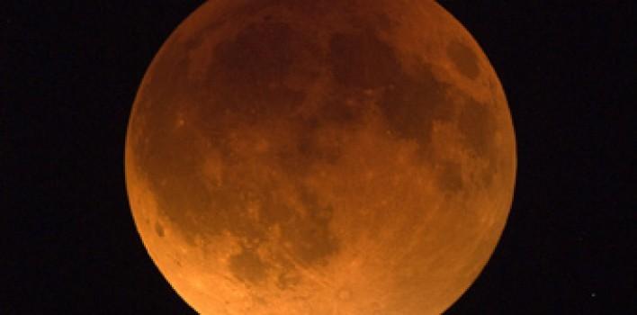 Eclipse de luna del 28 de agosto