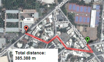 Algunas curiosidades de Google Maps
