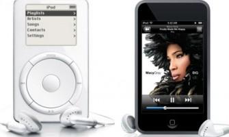 6 años del iPod