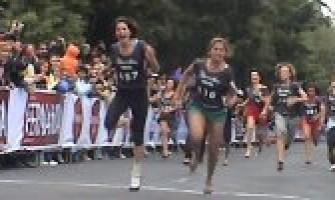 Una carrera de altura