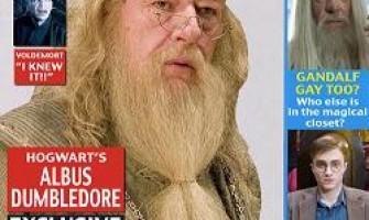 Dumbledore sale del closet