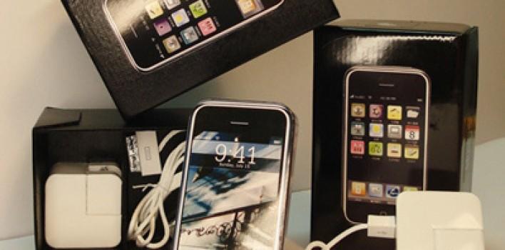 iPhone de papel, no! en serio