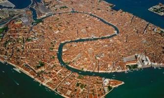 La ciudad en el mar
