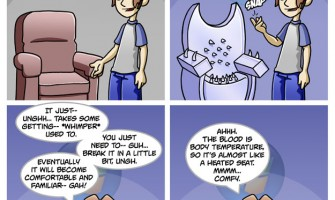 Windows Vista explicado en un comic