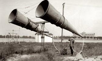 Los primeros radares