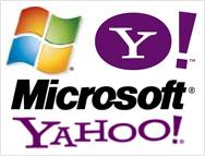 Microsoft ofrece $44 mil mdd por Yahoo!