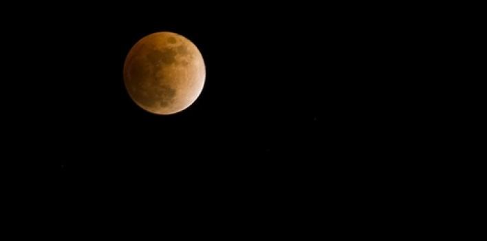 Así se vió el Eclipse