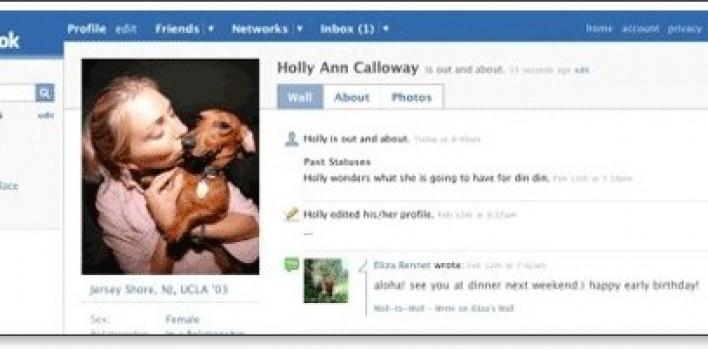 Facebook cambiará un poco la interfaz
