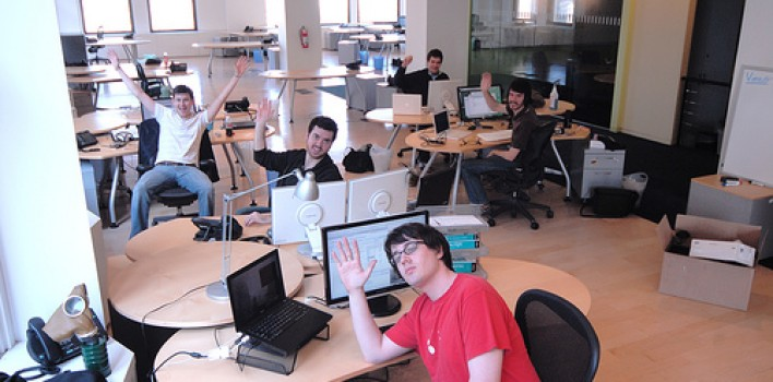 C mo son las oficinas de las grandes empresas for Importancia de oficina wikipedia