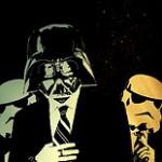 Darth Vader arrestado