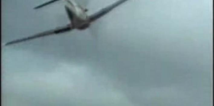 Batalla aérea de la Segunda Guerra Mundial