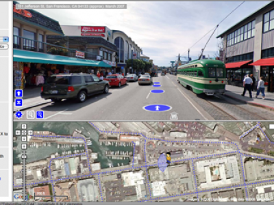 MapJack, Mejor que Google Street View