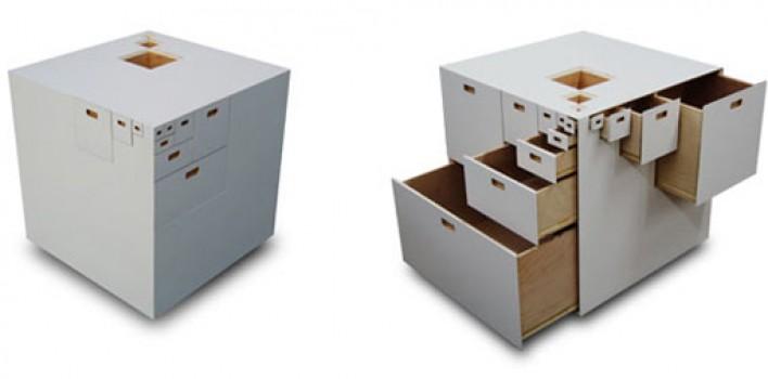 Mueble Fractal