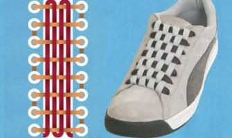 15 formas diferentes de atar los zapatos