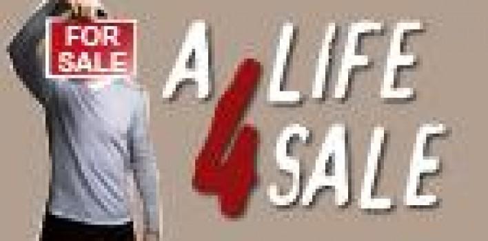 Desamor lleva a un hombre a vender su vida por internet: A life 4 sale!