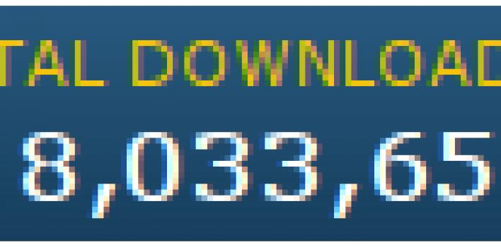 8 millones de descargas