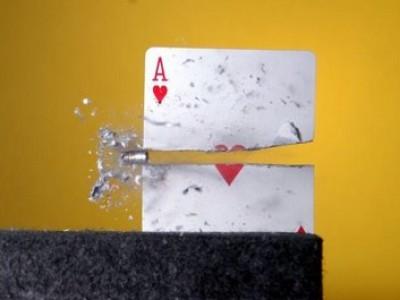 El poder de una bala