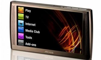 El nuevo Archos 705 tiene 3G