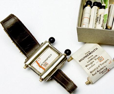 El GPS de los años 20 y otros inventos curiosos