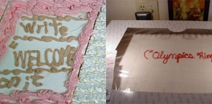Cuando los pasteles salen definitivamente mal…