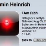Apple retira la aplicación más cara y con menos sentido para iPhone