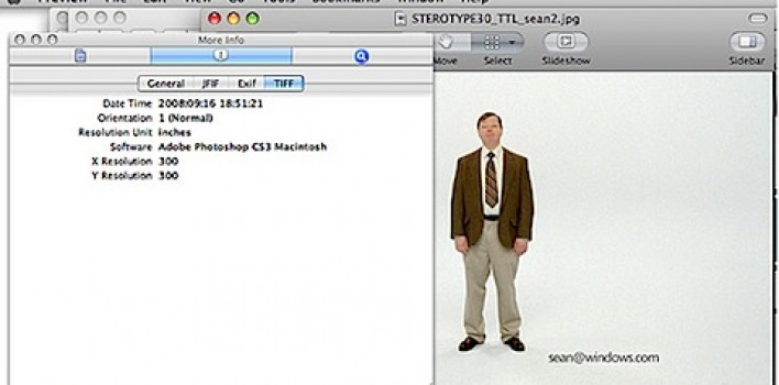 El comercial de Microsoft está hecho en una Mac