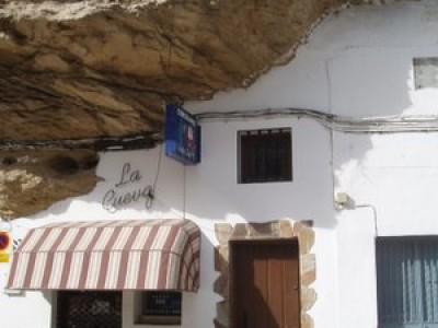 Casas con techo de piedra