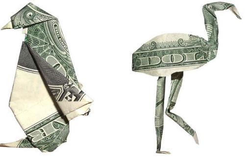El arte del MoneyGami