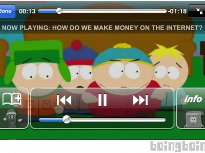 South Park lanzará su aplicación para iPhone