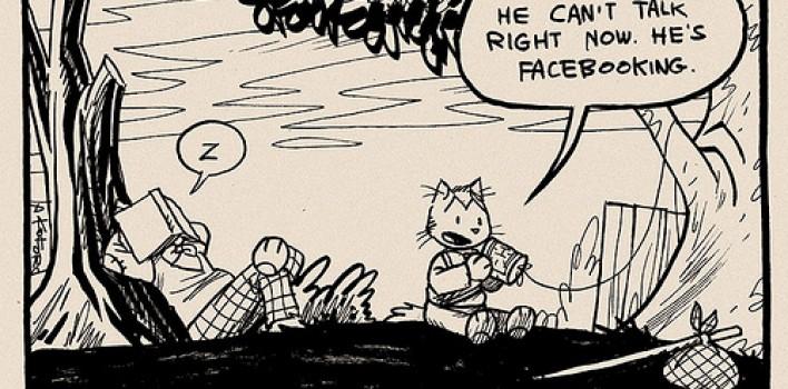 """El verdadero significado de """"Facebookear"""""""