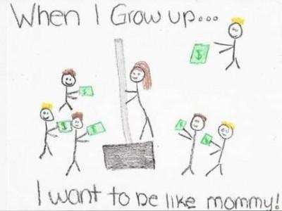 Una buena razón para checar la tarea de tus hijos