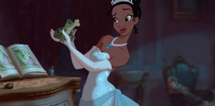 Disney tendrá su primera princesa negra