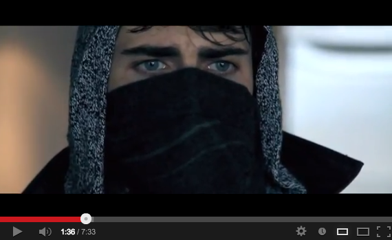 Imperdible cortometraje para concurso de Sigur Rós