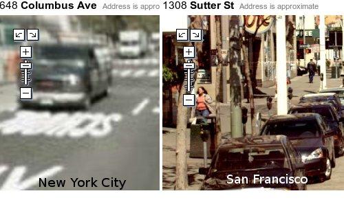 ¿De dónde salen las fotos de Google Street View?