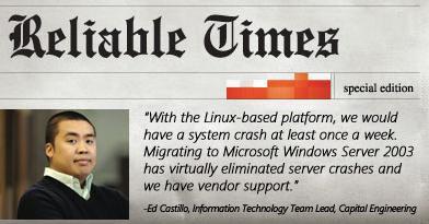 Windows mejor que Linux? no lo creo