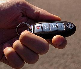 Celulares pueden inutilizar llaves Nissan