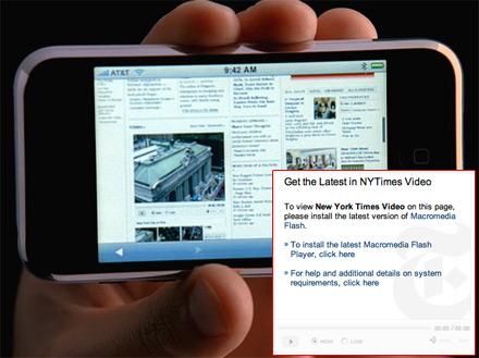 ¿Se podrá ver Youtube en el iPhone?