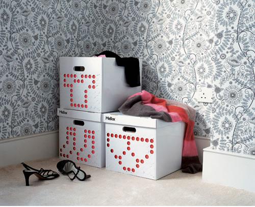 Cajas de cartón de diseñador
