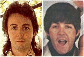 Paul McCartney murió en 1966 y fue reemplazado