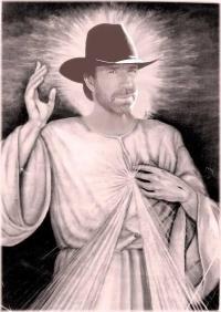 San Chuck, el Dios Friki por excelencia