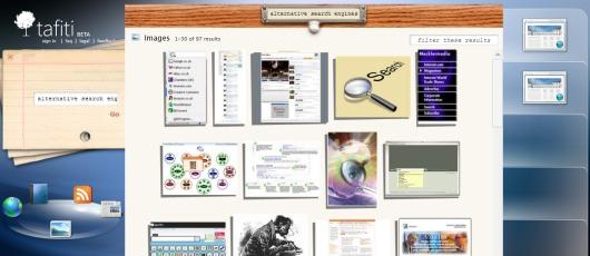 Tafiti, el buscador gráfico de Microsoft