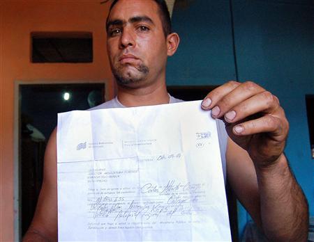 Venezolano despierta en su autopsia