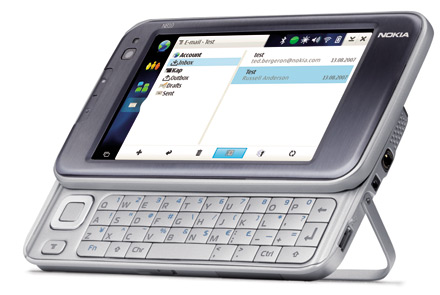 Nokia N810, buena alternativa al iPod Touch