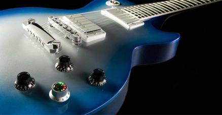 Gibson venderá una guitarra que se afina sola